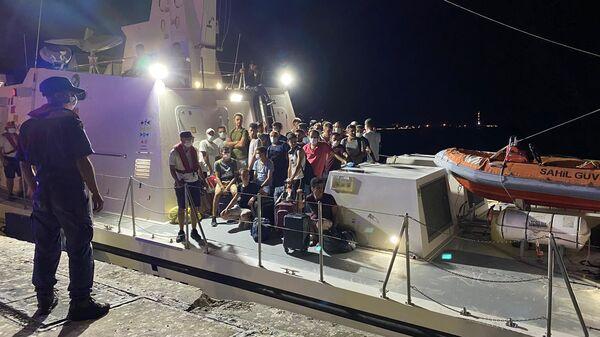 Sahil güvenlik - Sputnik Türkiye