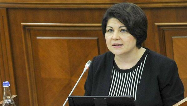 Moldova'da yeni Başbakan Natalya Gavrilitsa oldu - Sputnik Türkiye
