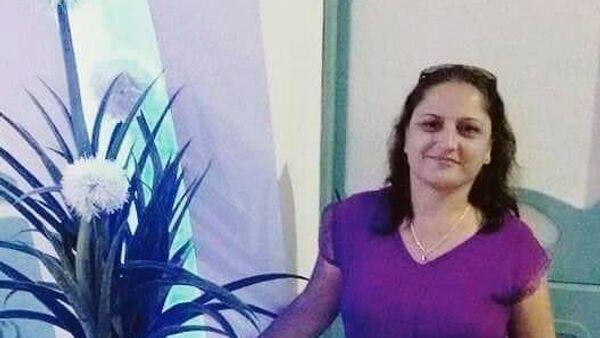 Antalya'da fırtınada başına tabela düşerek hayatını kaybeden Ayşegül Menki - Sputnik Türkiye