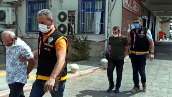 70 ilde hırsızlıktan aranan 2 şüpheli, Kahramanmaraş'ta yakalandı - Sputnik Türkiye