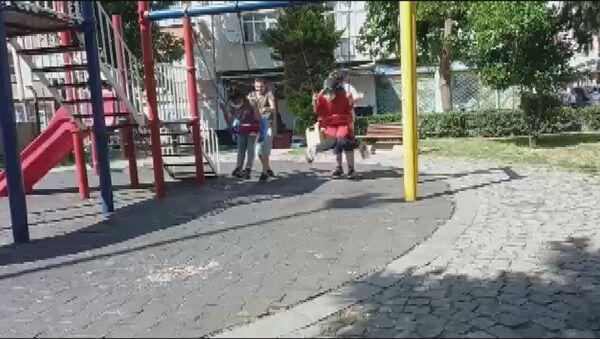 İstanbul'da 3 kız çocuğu kayıp - Sputnik Türkiye