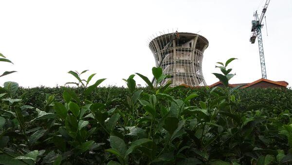 Rize'de yapılan 'Çay Çarşısı' projesinde yapılacak sinema sistemi çay kokusu verecek - Sputnik Türkiye