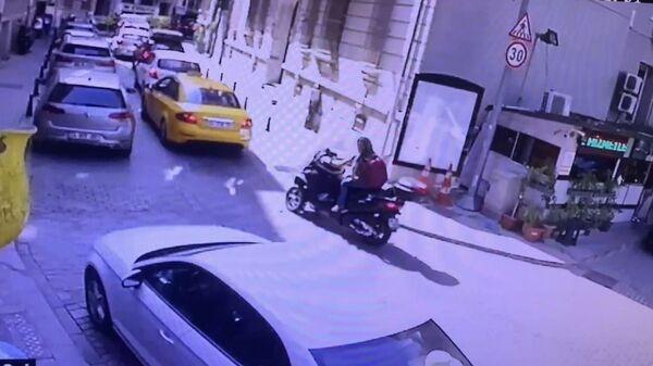 Oğulcan Engin - motorsiklet hırsızlığı - Sputnik Türkiye