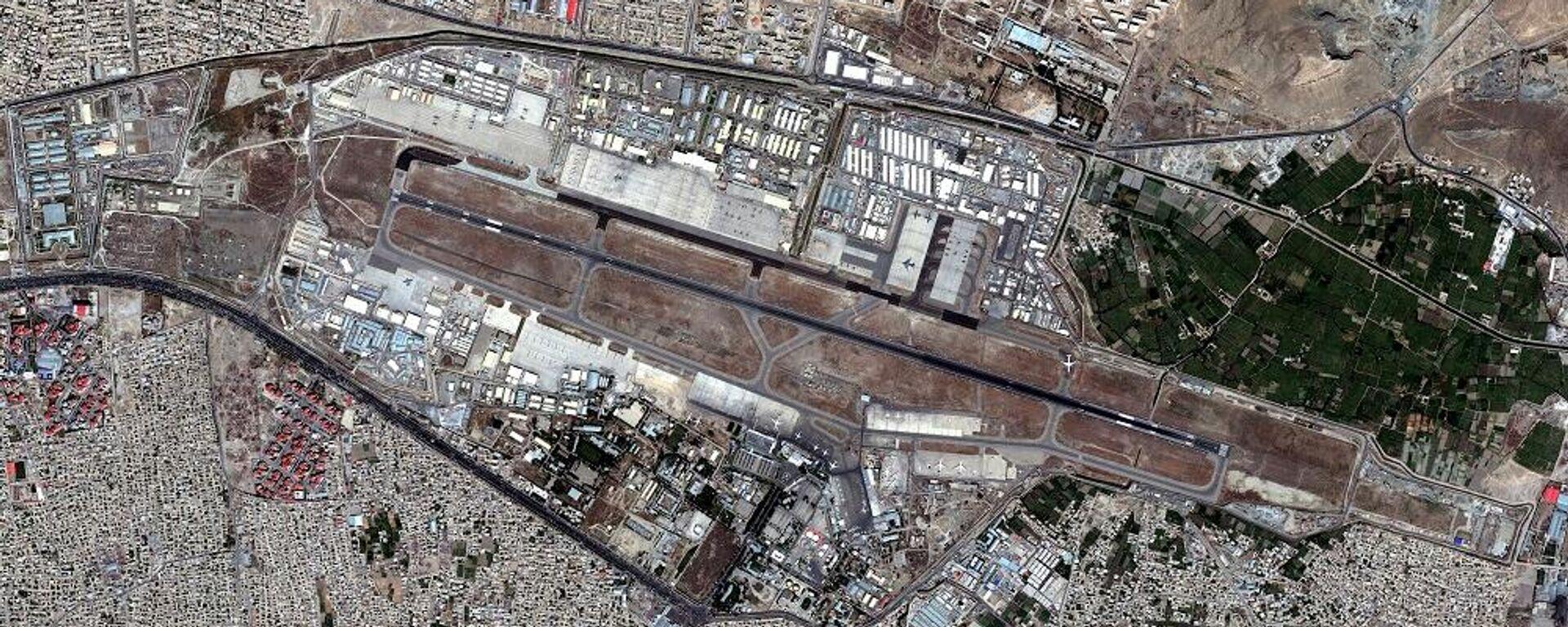 Kabil Havalimanı - Sputnik Türkiye, 1920, 17.08.2021