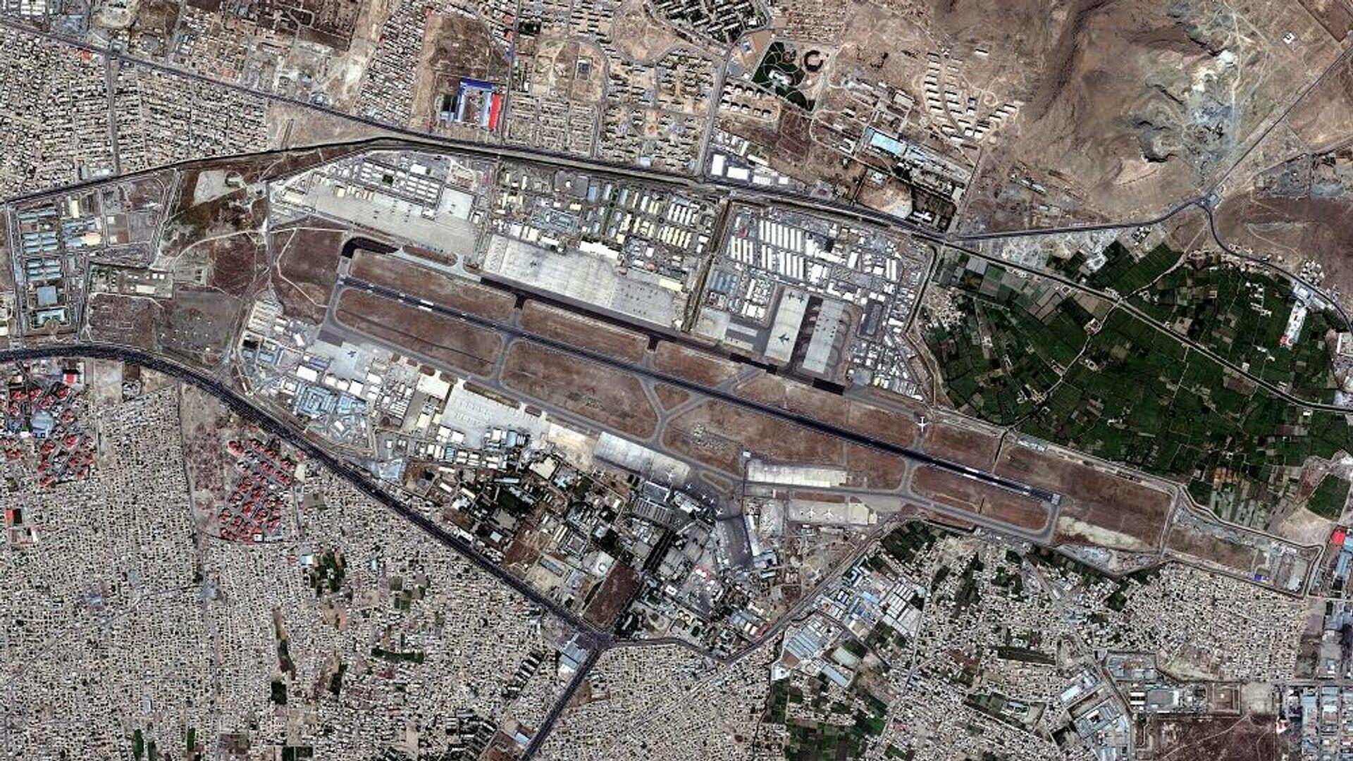 Kabil Havalimanı - Sputnik Türkiye, 1920, 02.09.2021