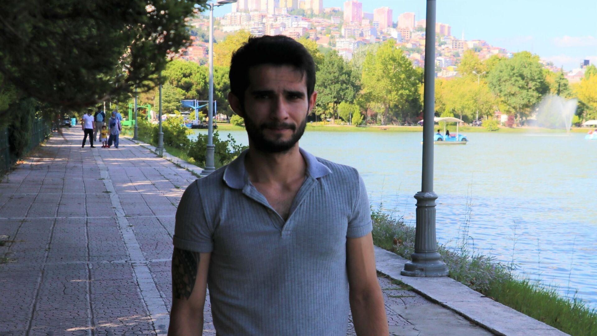Gökhan Gönül'ün kardeşi olduğunu öğrendiğini iddia eden Can Gönül - Sputnik Türkiye, 1920, 23.08.2021