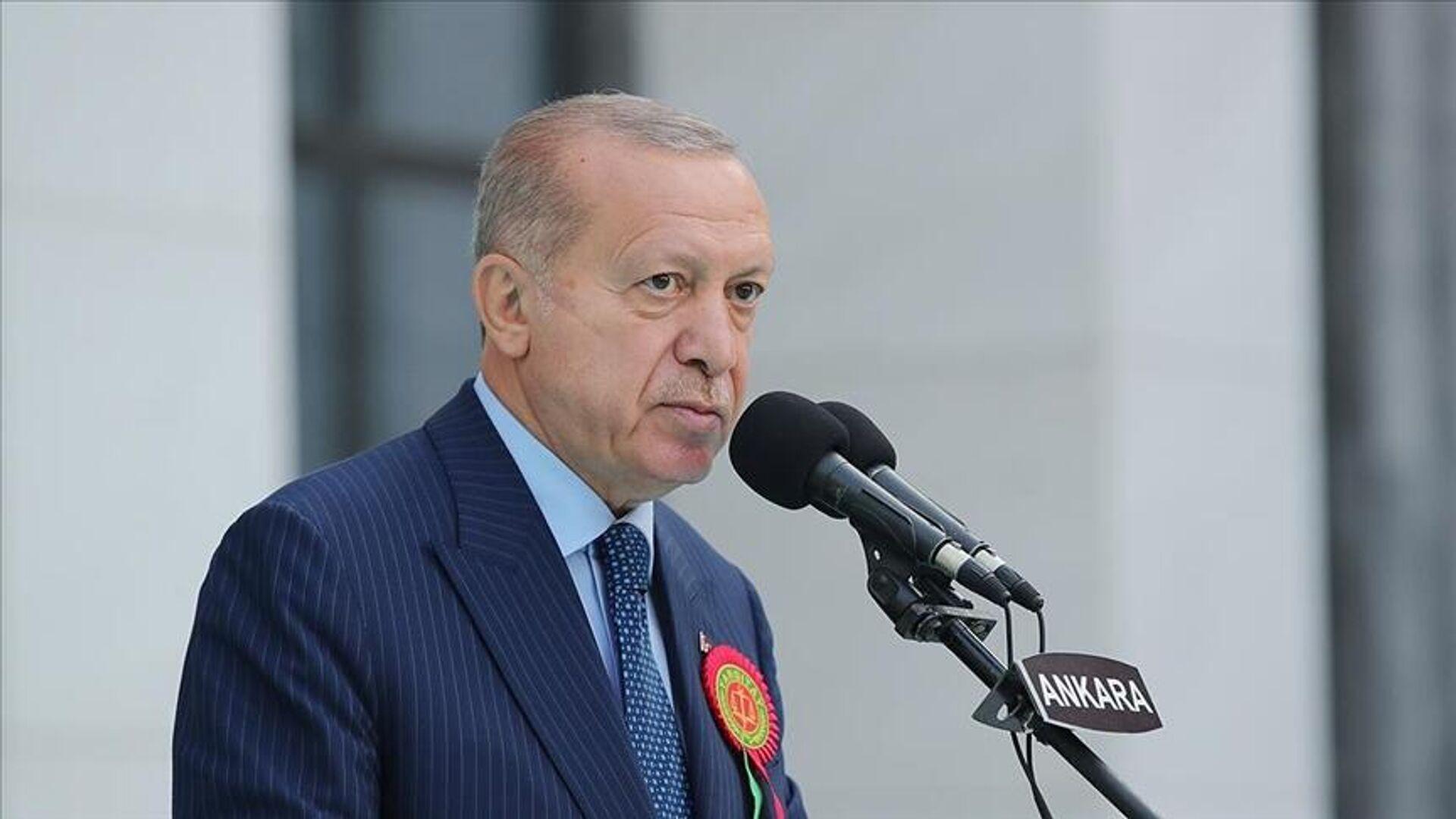 Erdoğan - Sputnik Türkiye, 1920, 01.09.2021