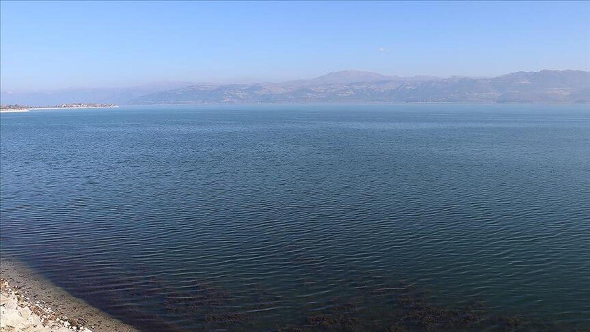 Eğirdir Gölü - Sputnik Türkiye, 1920, 12.09.2021