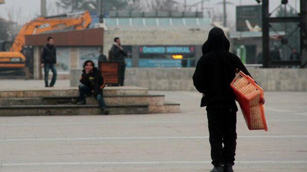 Pandemide çocuk işçi raporu - Sputnik Türkiye