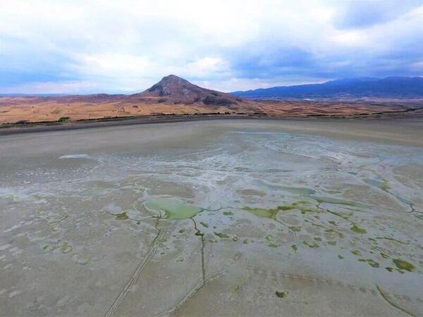 Göller Yöresi'nde tamamen kuruyan Karataş Gölü - Sputnik Türkiye