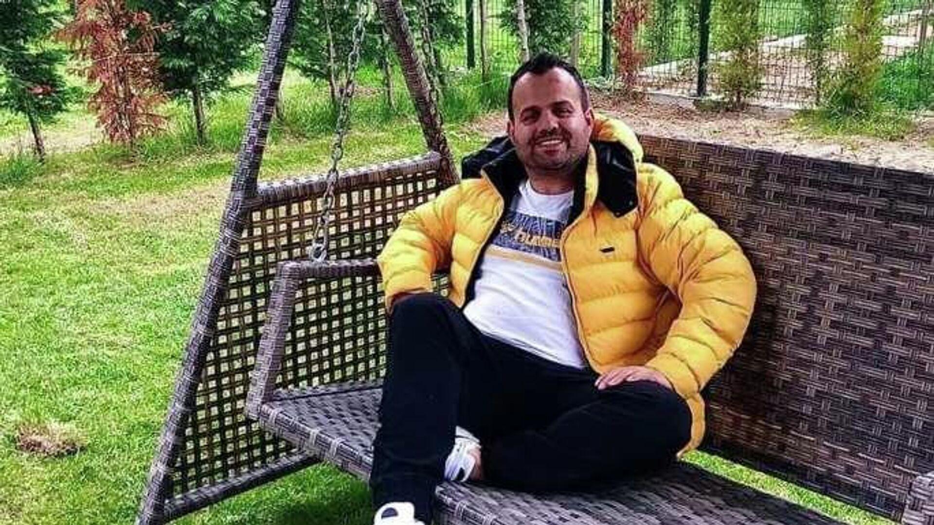 Koronavirüse yakalanınca aşı çağrısı yapan lokanta işletmecisi hayatını kaybetti - Sputnik Türkiye, 1920, 20.09.2021