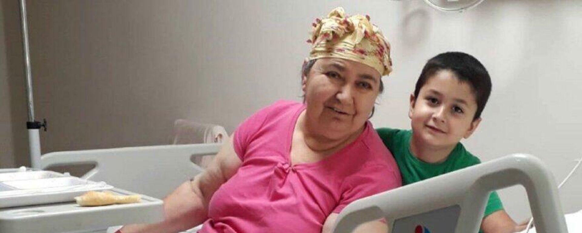 Pansuman için hastaneye giden kadın öldü - Sputnik Türkiye, 1920, 26.09.2021