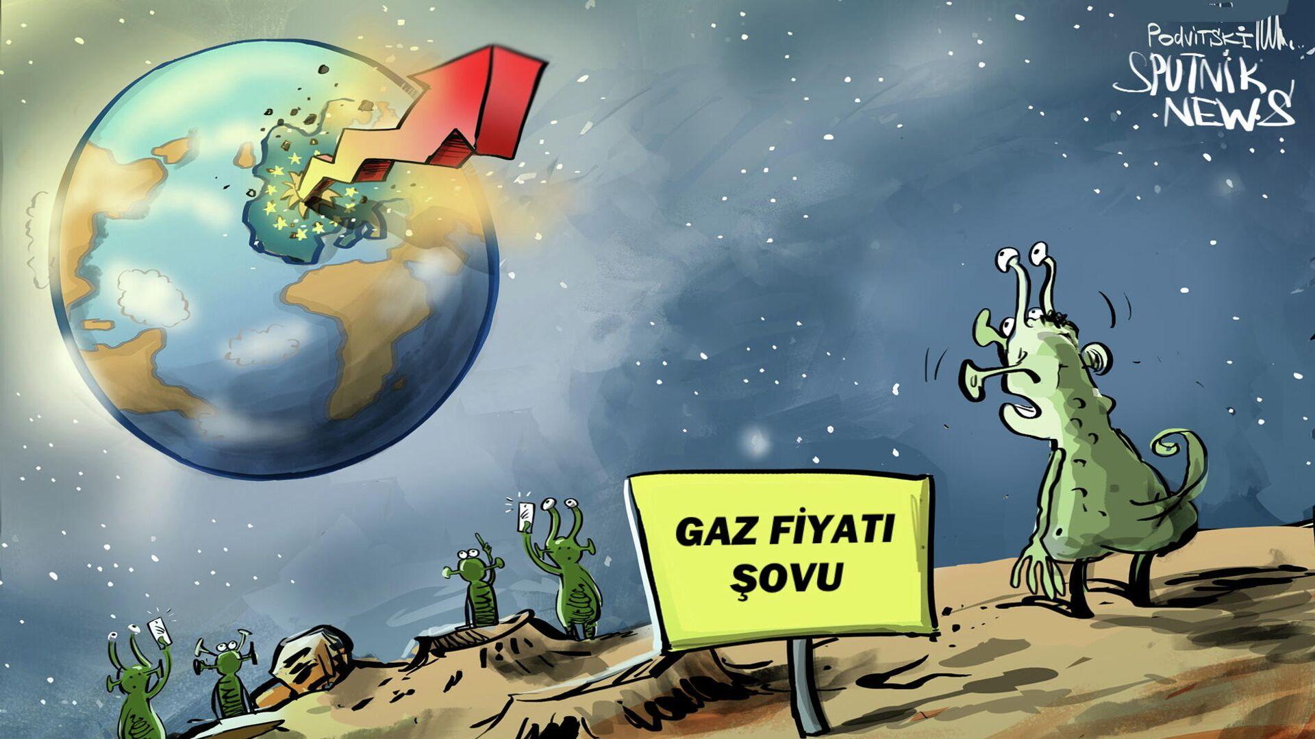 Karikatür - Sputnik Türkiye, 1920, 01.10.2021