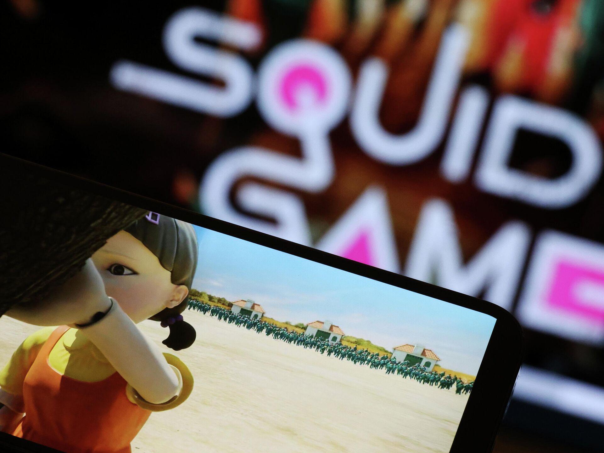 Ekrem İmamoğlu'ndan Squid Game temalı eğitim desteği paylaşımı - 07.10.2021, Sputnik Türkiye
