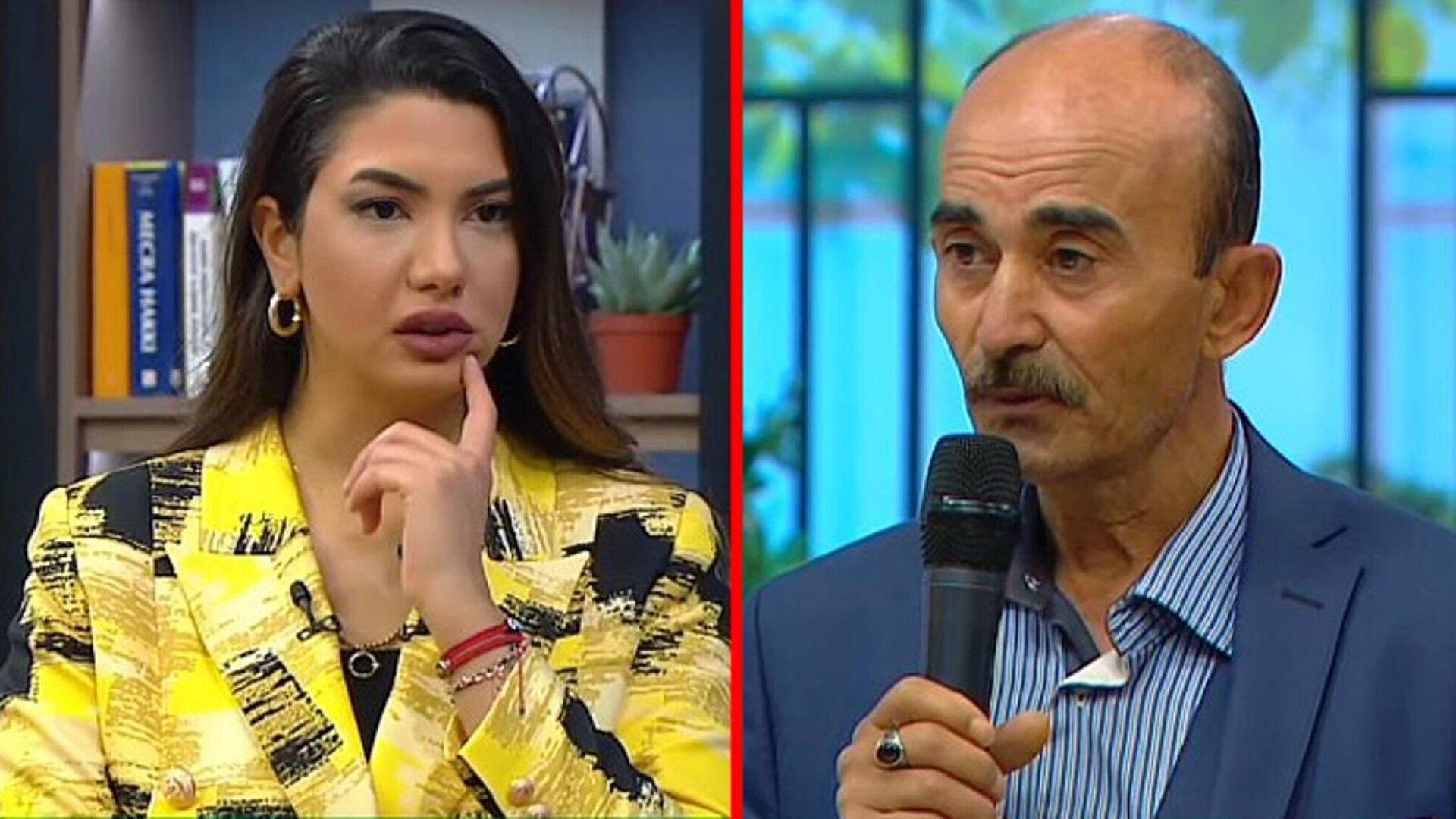 FOX TV'de yayınlanan Fulya İle Umudun Olsun programına çıkan Mustafa Önal - Sputnik Türkiye, 1920, 14.10.2021