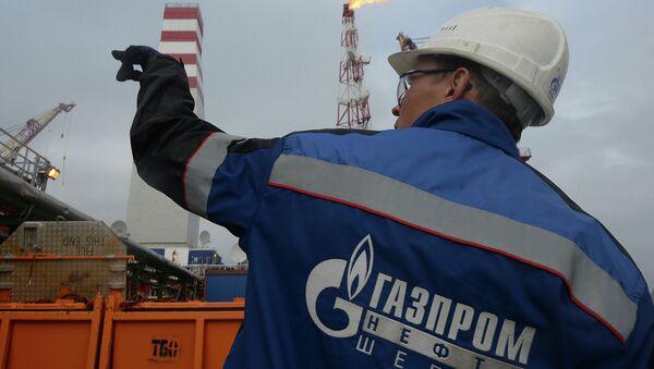 Gazprom petrol - Sputnik Türkiye