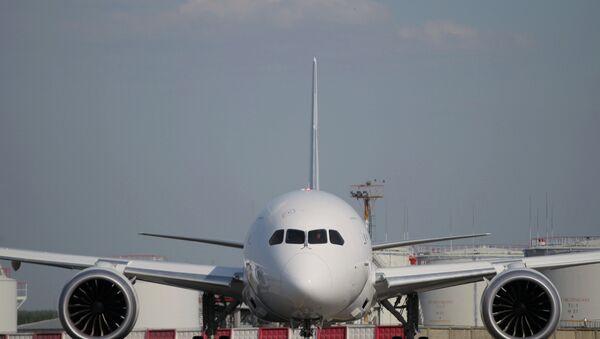 Boeing 787 Dreamliner Rusya'ya uçuşlara başladı - Sputnik Türkiye