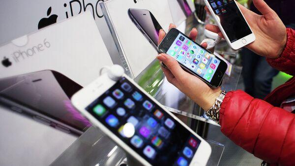 Apple iPhone - Sputnik Türkiye