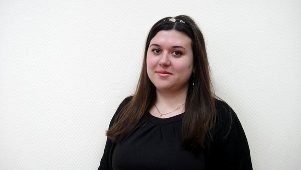 Tatiana Şuvalova - Sputnik Türkiye