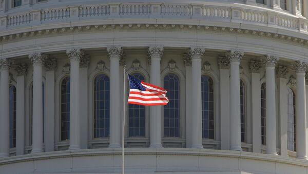Amerikan Kongre Binası - Sputnik Türkiye