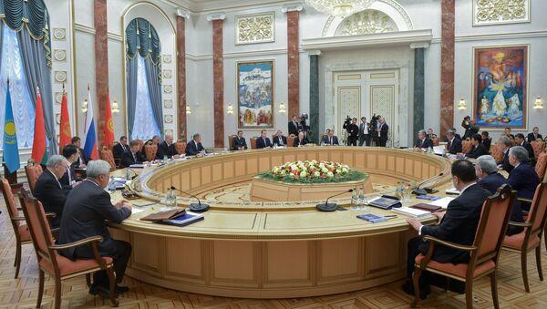 Rusya devlet başkanı Vladimir Putın'in Beyaz Rusya ziyareti - Sputnik Türkiye