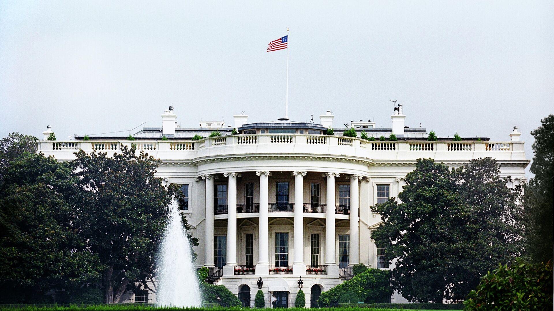 ABD. Washıngton. Beyaz Saray - Sputnik Türkiye, 1920, 06.05.2021