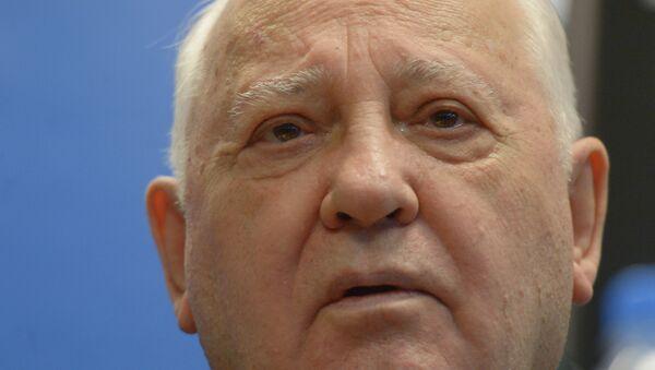 Mihail Sergeyeviç Gorbaçov - Sputnik Türkiye