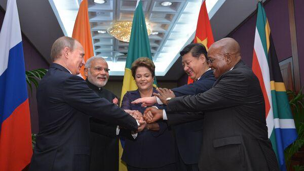 BRICS ülkeleri.  BRICS bankası - Sputnik Türkiye