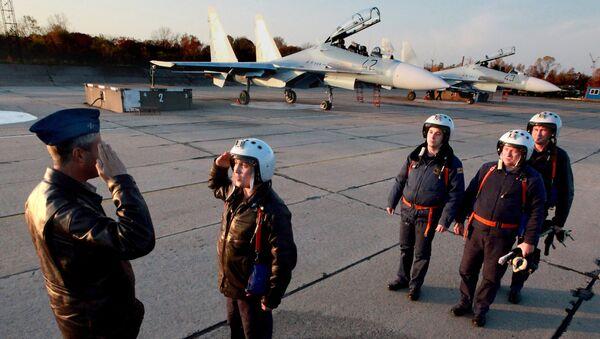 Rusya ordusu  hava Kuvvetleri - Sputnik Türkiye