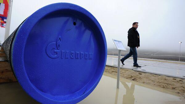Güney Akım Projesi-Gazprom - Sputnik Türkiye