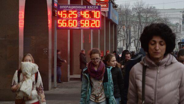 Rusya-Ruble-Borsa - Sputnik Türkiye