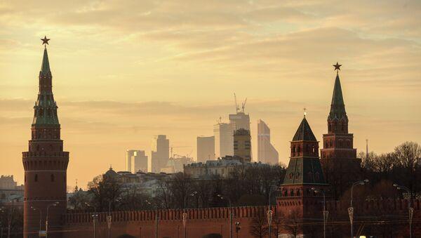 Moskova'da kış - Sputnik Türkiye