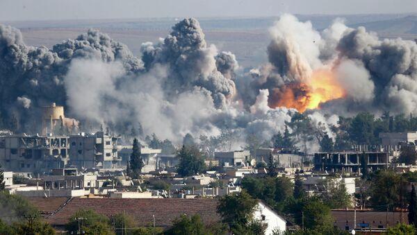Suriye-Kobani - Sputnik Türkiye