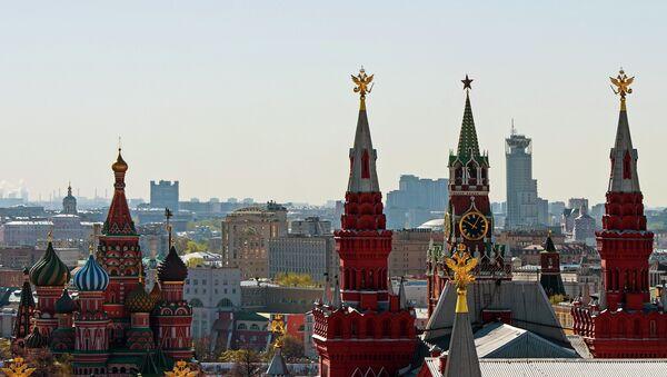Moskova'dan bir görüntü - Sputnik Türkiye