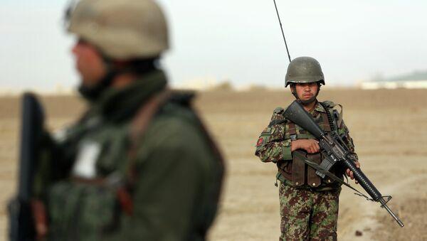 Afganistan'daki NATO misyonu - Sputnik Türkiye