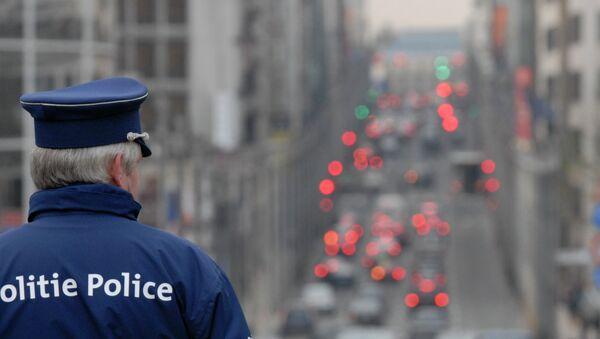 Belçika polisi - Sputnik Türkiye