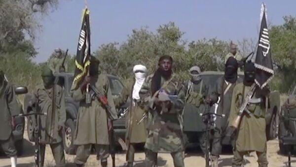 Radikal İslamcı Boko Haram örgütü - Sputnik Türkiye