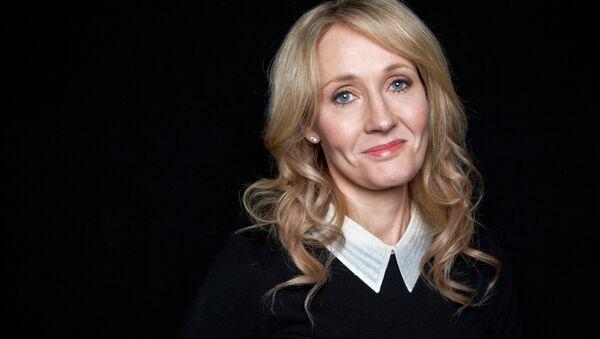 Yazar J.K.Rowling - Sputnik Türkiye