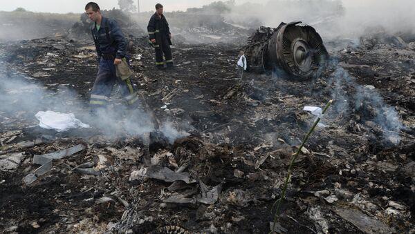 Ukrayna'da Boeing kazası - Sputnik Türkiye