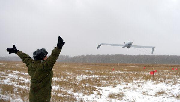 Rus insansız hava aracı - Sputnik Türkiye