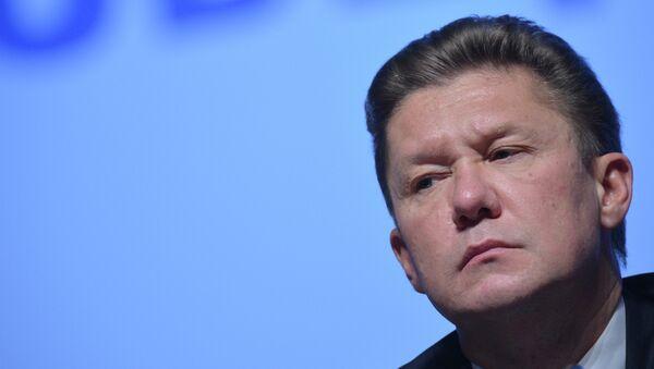Gazprom Şirketi. Aleksey Miller - Sputnik Türkiye