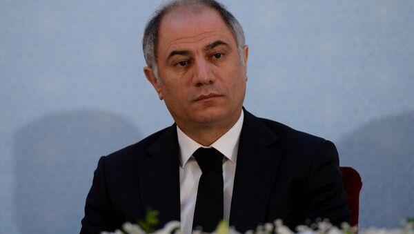 Türkiye İçişleri Bakanı Efkan Ala - Sputnik Türkiye