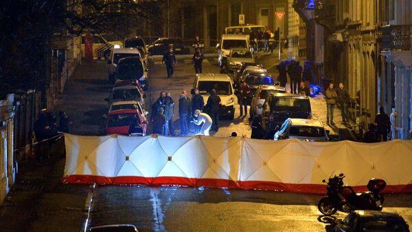 Belçika'da terörle mücadele operasyonu - Sputnik Türkiye