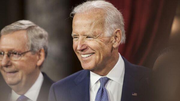 ABD Başkan Yardımcısı Joe Biden - Sputnik Türkiye