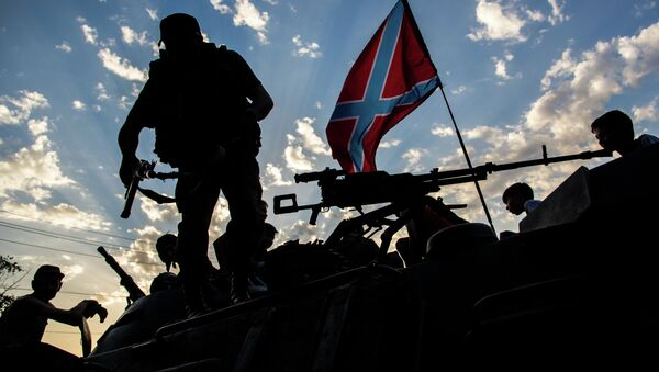 Donetsk Halk Cumhuriyeti - Sputnik Türkiye