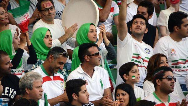 İran milli futbol takımı - Sputnik Türkiye