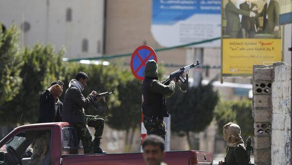 Yemen Başbakanı'nın konvoyuna silahlı saldırı - Sputnik Türkiye