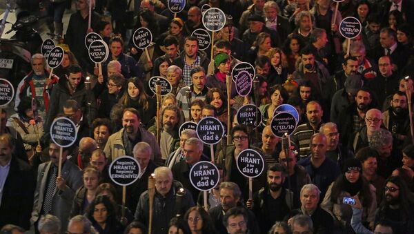 Hrant Dink - Sputnik Türkiye