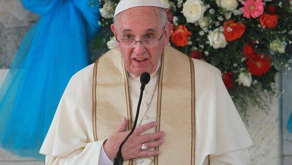 Papa Franciscus - Sputnik Türkiye