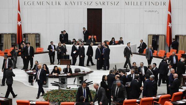 TBMM Genel Kurulu - Sputnik Türkiye